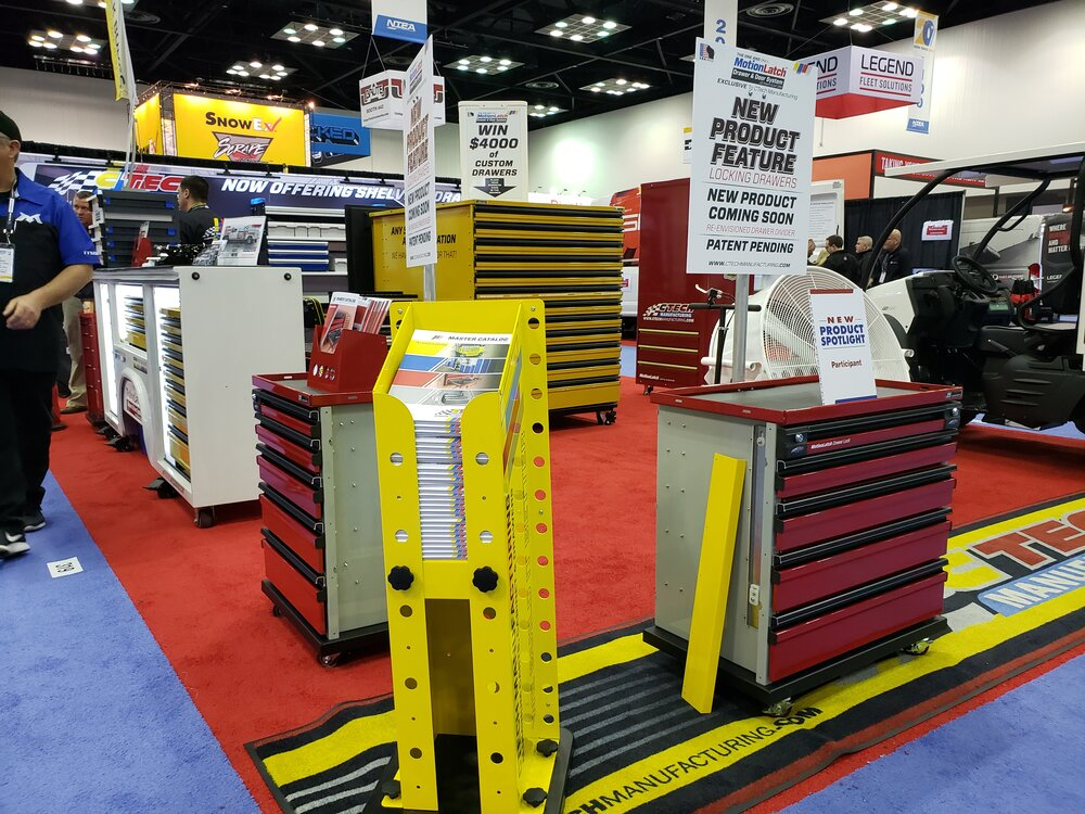 CTech Manufacturing Tradeshow Booth