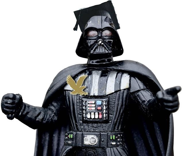 May the 4th be with you Eagles! Who's ready to graduate? . . . #maythe4thbewithyou #starwars #erau #embryriddledaytona #goerau #graduation