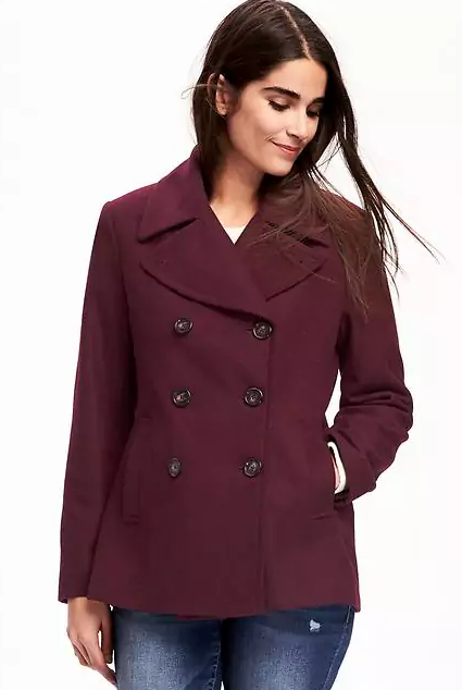 Old Navy Peacoat
