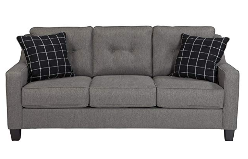 My sofa on super sale!