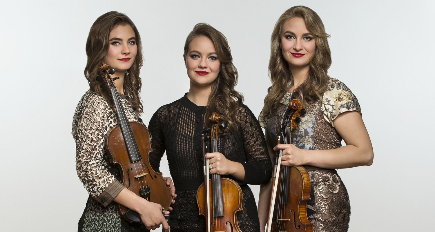 The Quebe Sisters - Texas-Style Fiddlers, and Harmony Vocalists