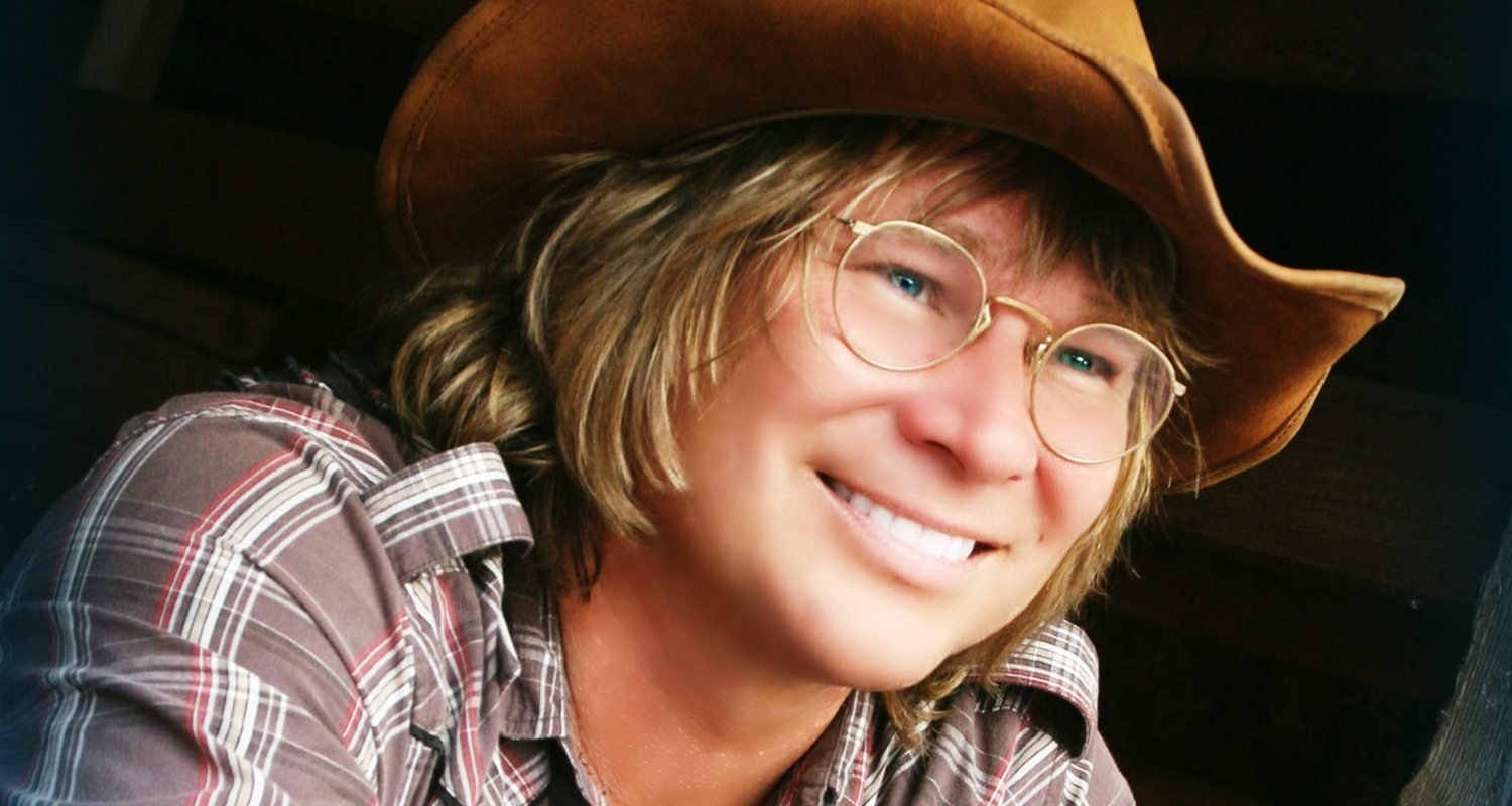 Ted Vigil - John Denver tribute artist.