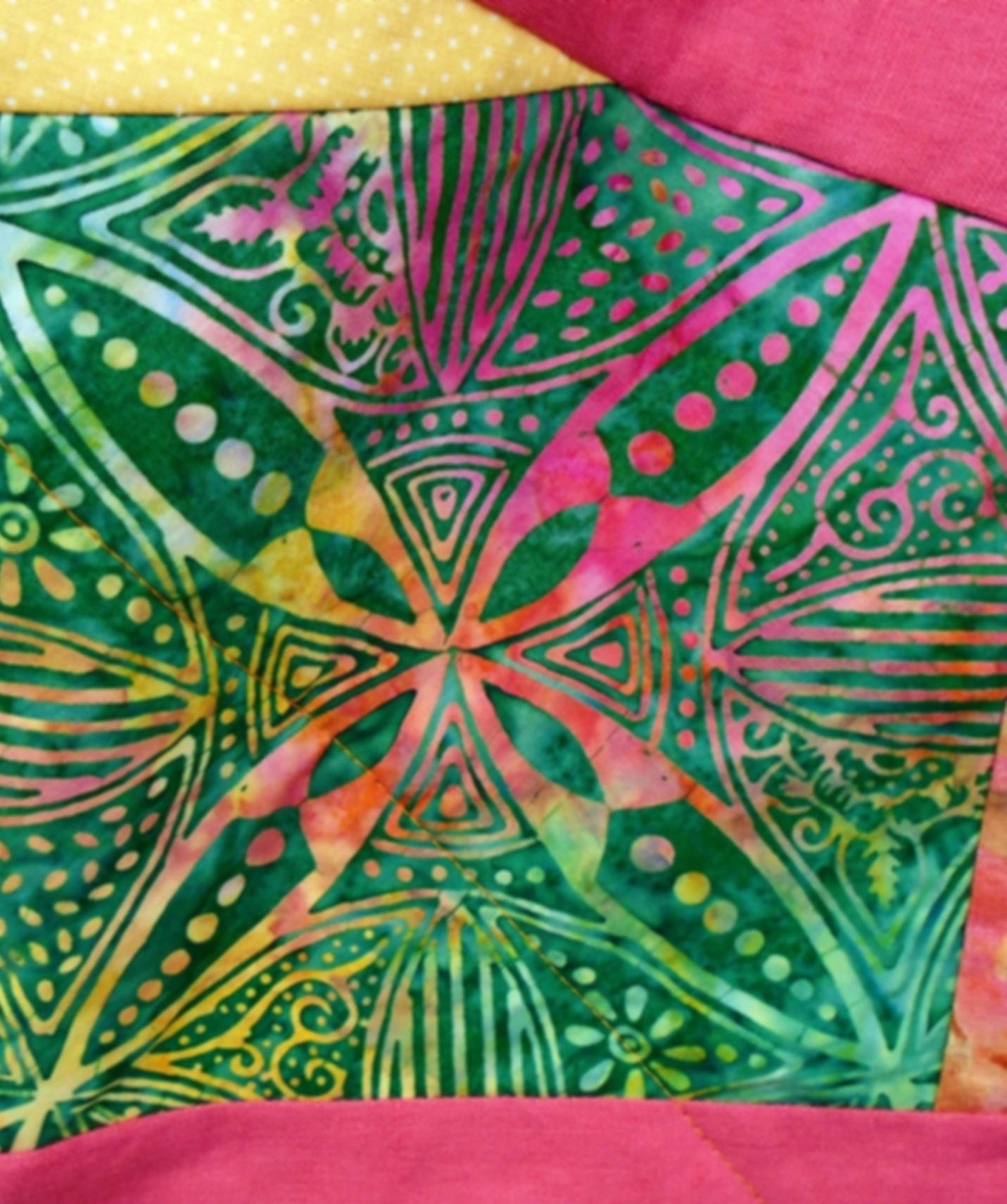 batik from GREEN MEDALLION