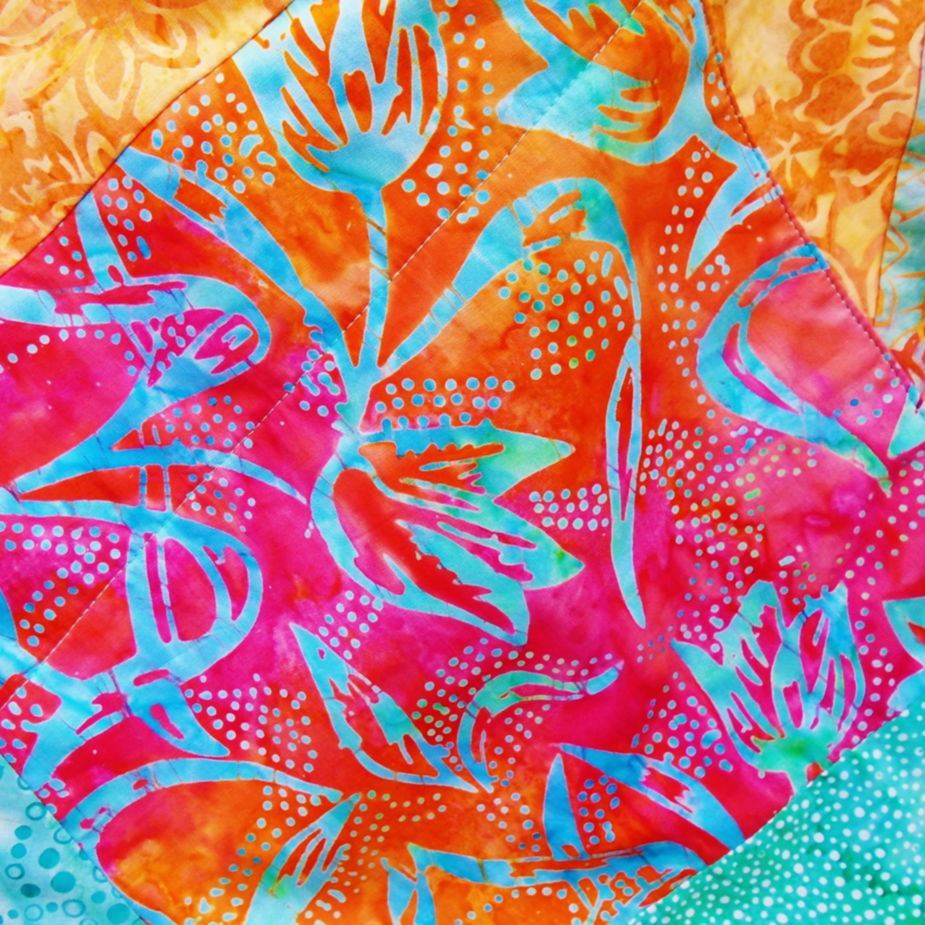 batik from WINGS AND TULIPS
