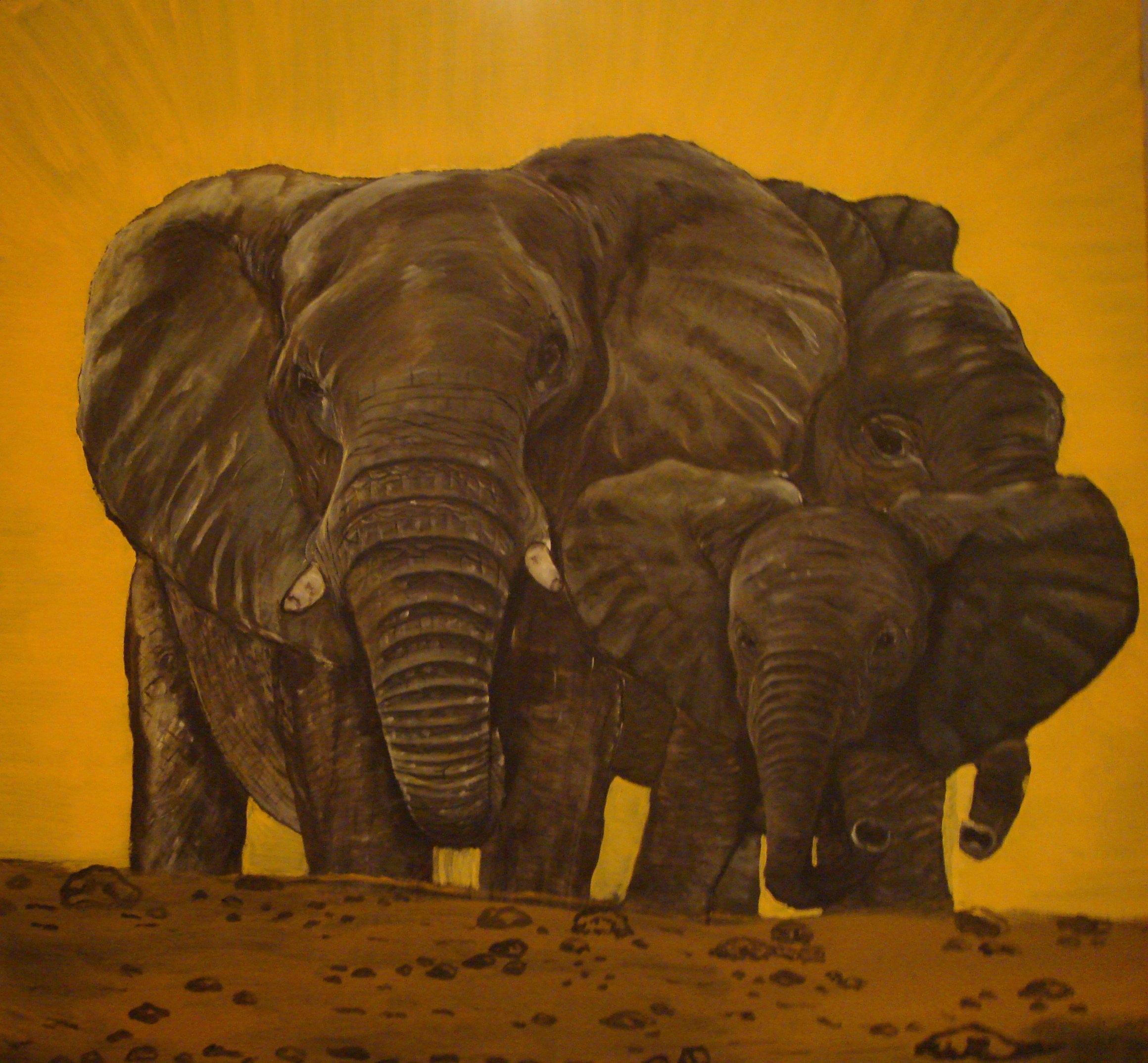 DER ELEPHANTENPFAD
