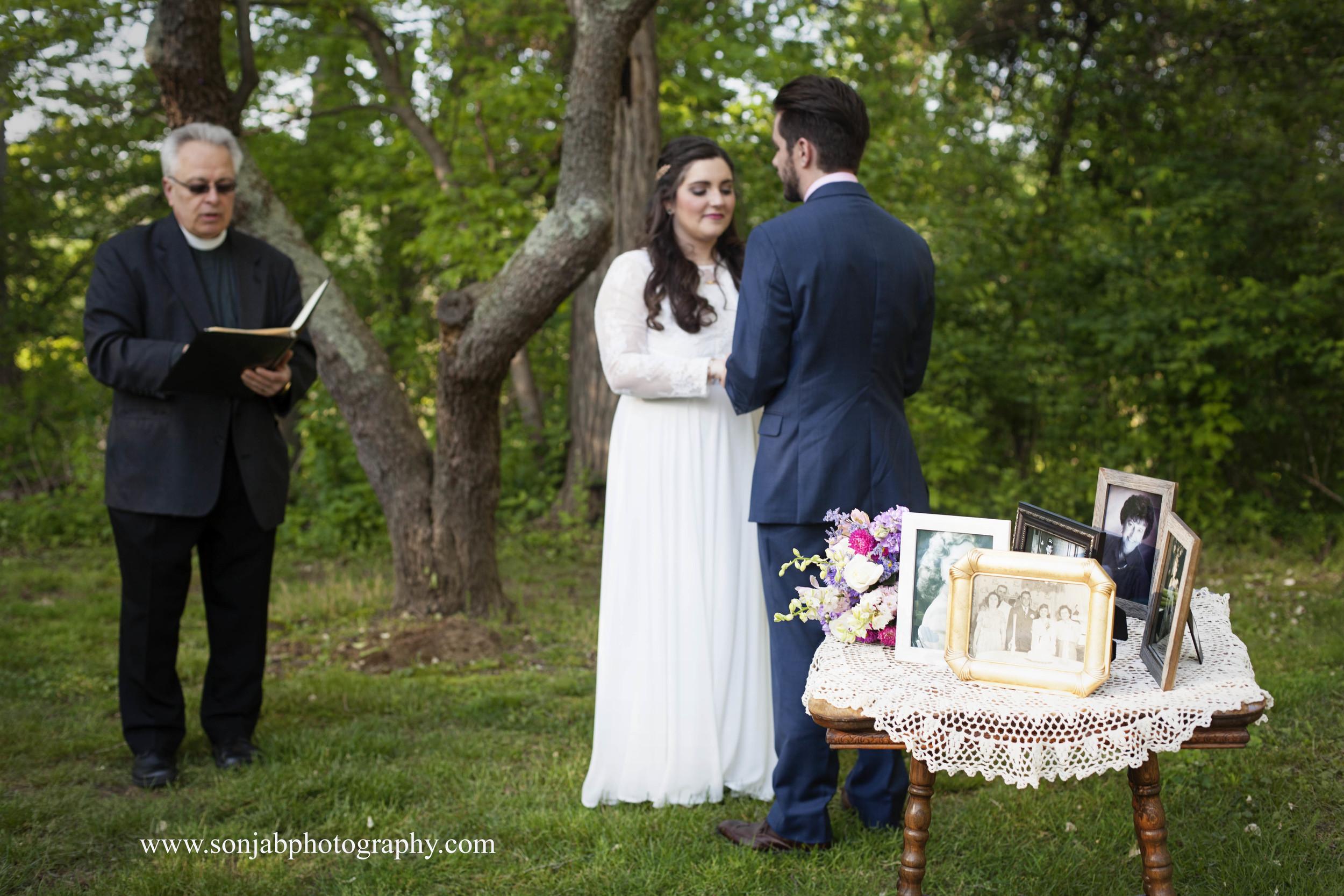 cincinnati small wedding photographer