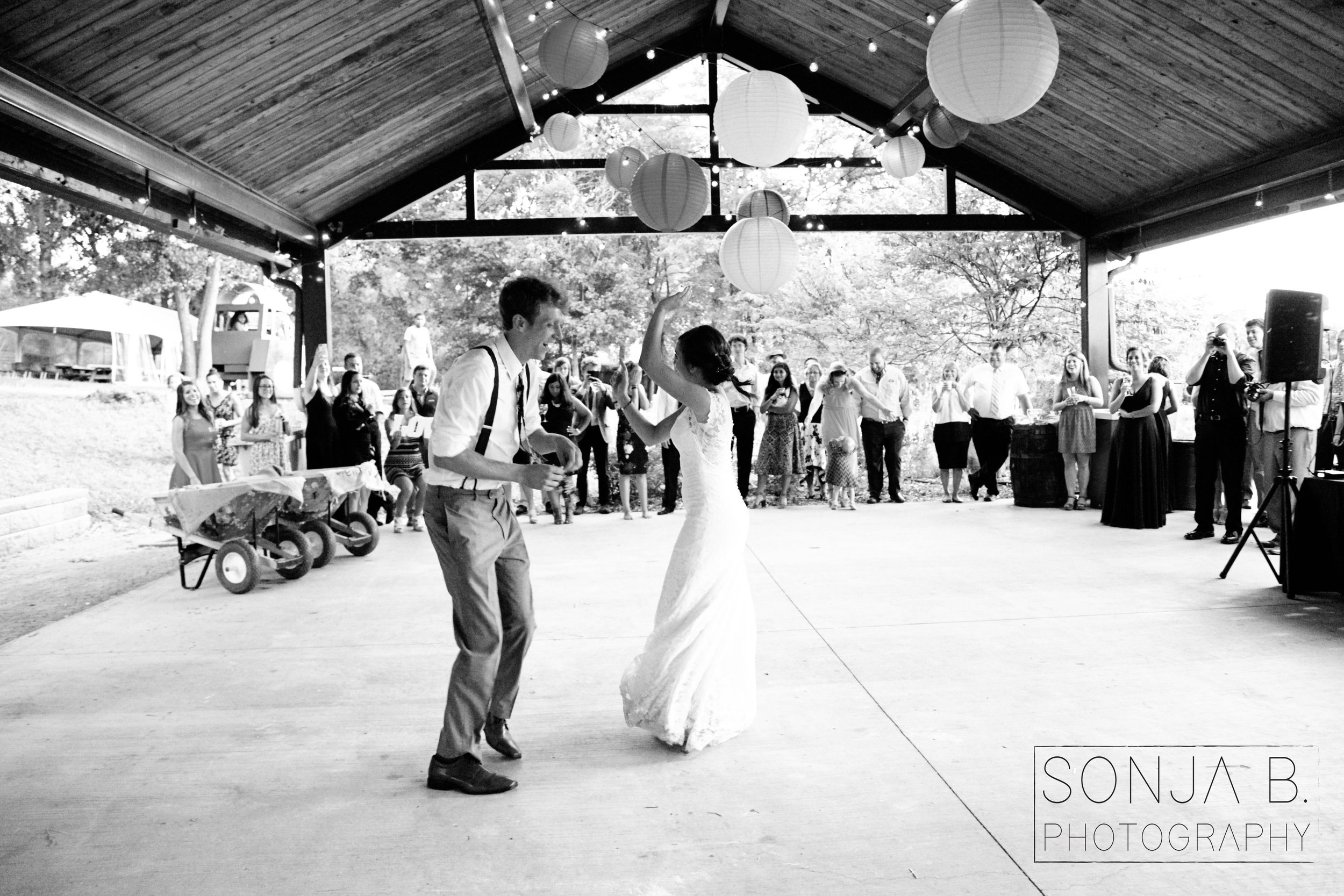 cincinnati wedding first dance photographer.jpg