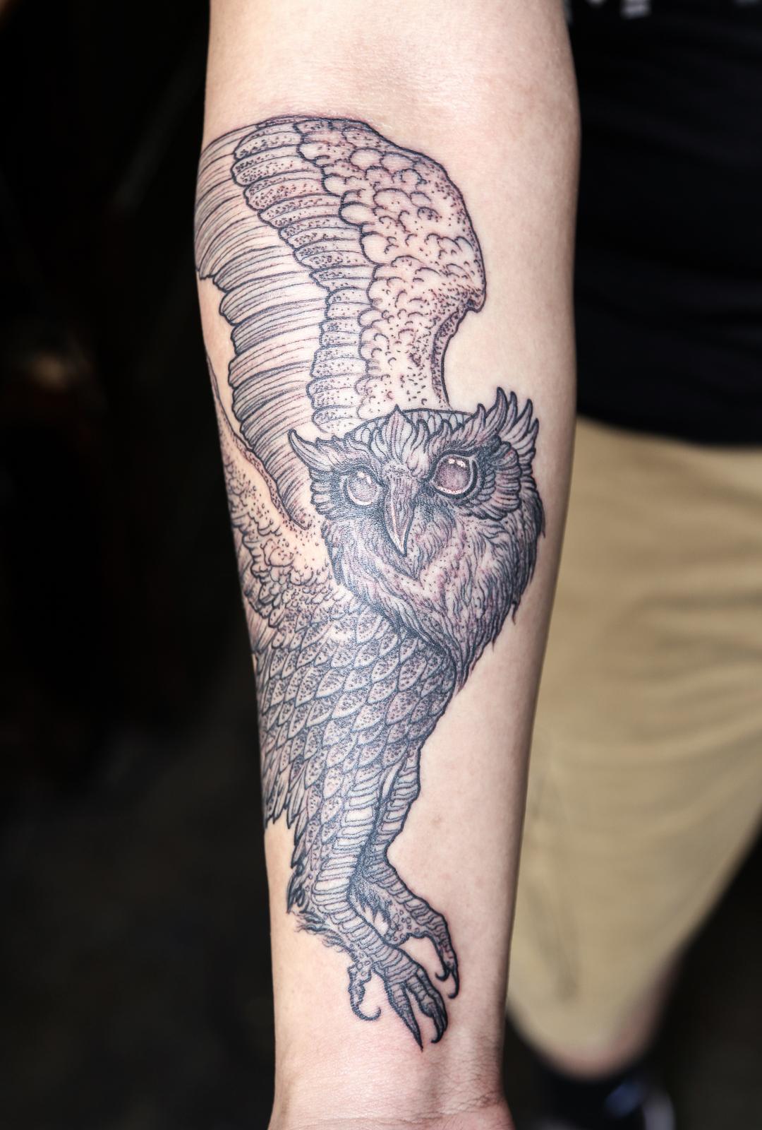 Owl 1 enrique bernal ejay tattoo.jpg