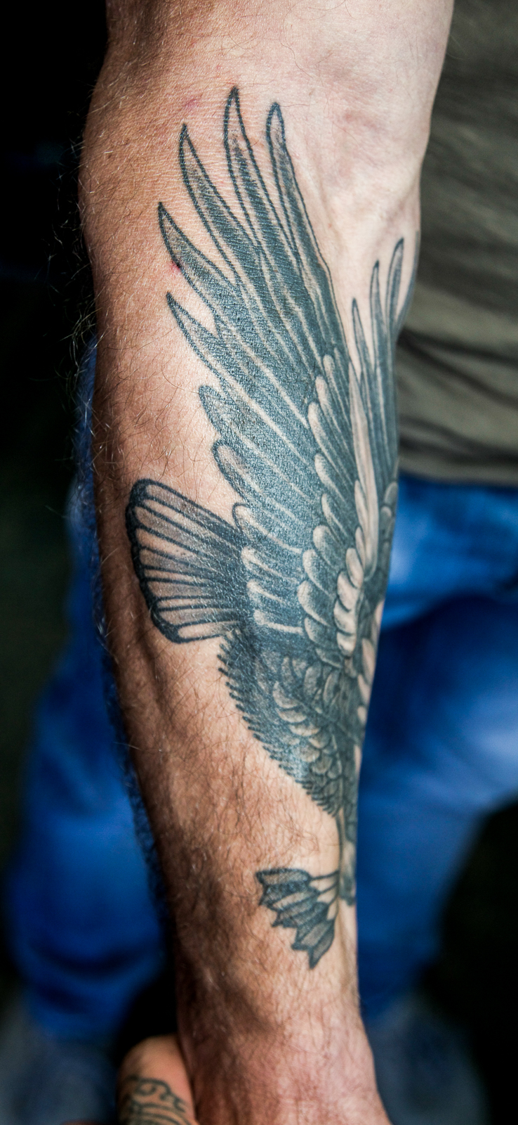 Traditional Eagle 3 enrique bernal ejay tattoo.jpg