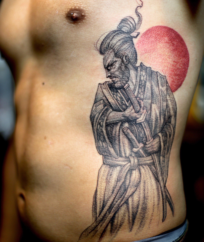 Enrique Ejay Bernal dallas tattoo best samurai.JPG