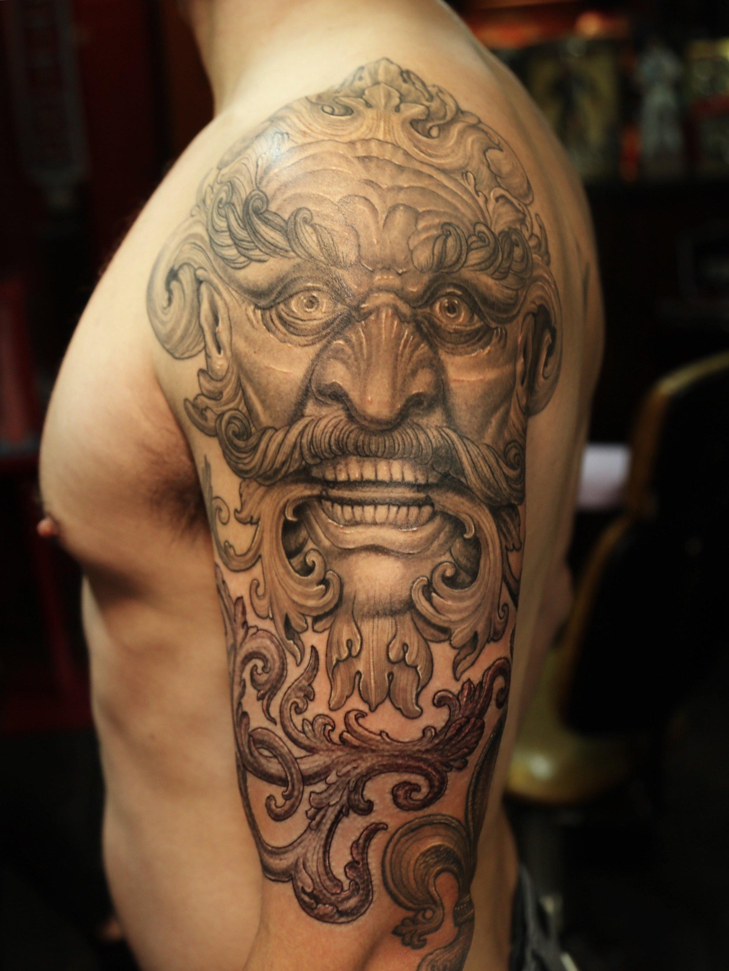 enrique bernal ejay tattoo dallas texas french warrior .jpeg