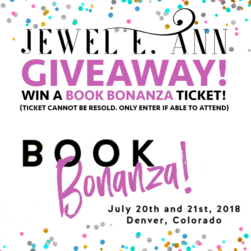 Book Bonanza Giveaway -