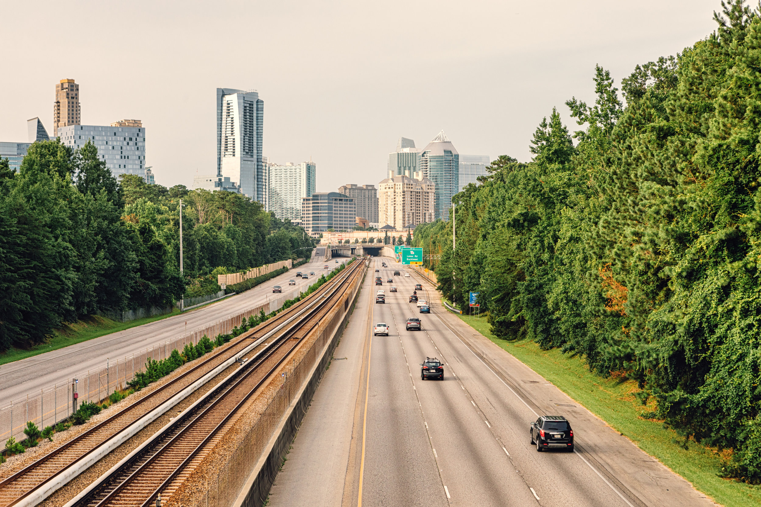 Atlanta - Commonly known as an air travel hub, the Atlanta intermodal market is actually growing as well. We haul from rail yards such as NS Inman & Austell, as well as CSX Fairburn, and Atlanta is close to both Tennessee and Alabama so drayage can go out there too.