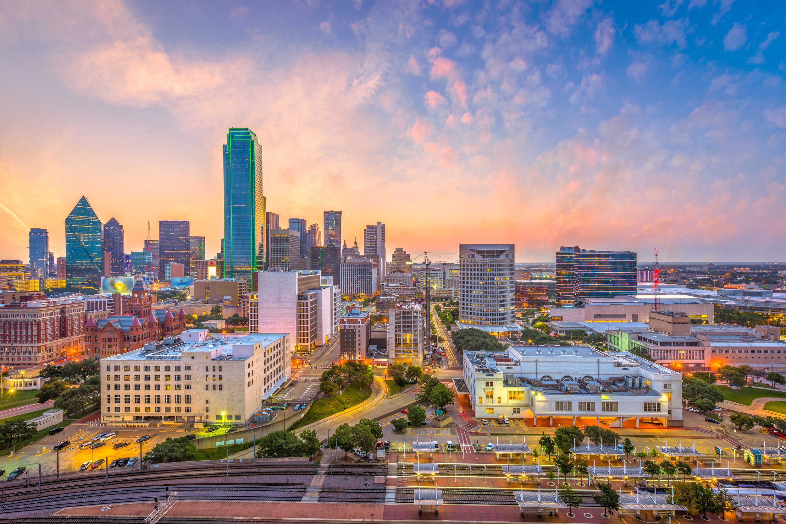 Dallas - You may not associate Texas with rail transportation, but Dallas is an emerging intermodal market that's home to several major distribution centers. Loads typically come out of BSNF - Alliance and UP Mesquite.