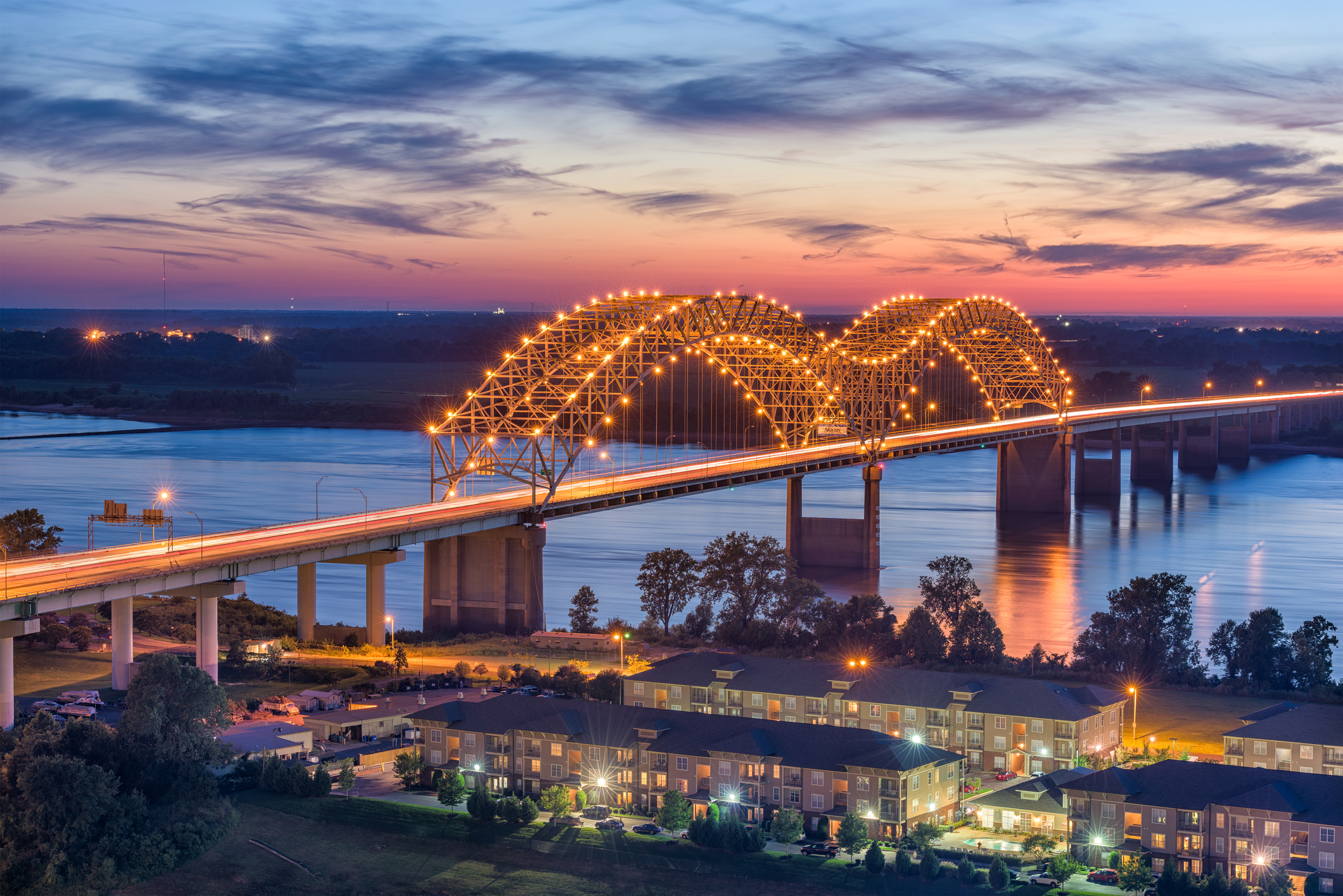 Memphis - Our newest market, Memphis, is also known as the logistics hub of America, and we are excited for the opportunity to keep growing here. Conveniently located on the Mississippi River, carriers from many states in the Southeast can pick up intermodal loads from the area.
