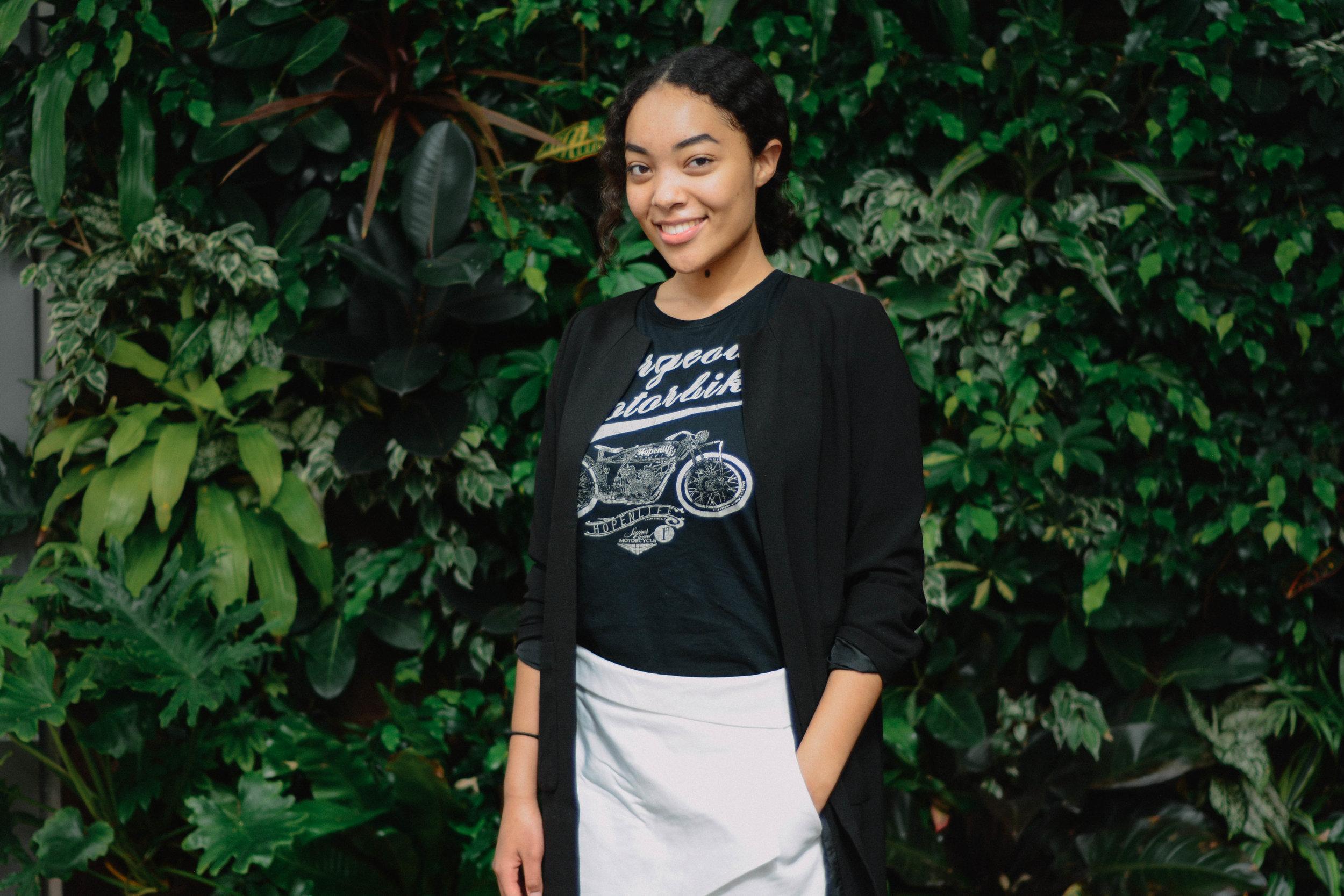 ROGUE - A magazine to address socioeconomic disparities in the fashion industry.KAI MASON