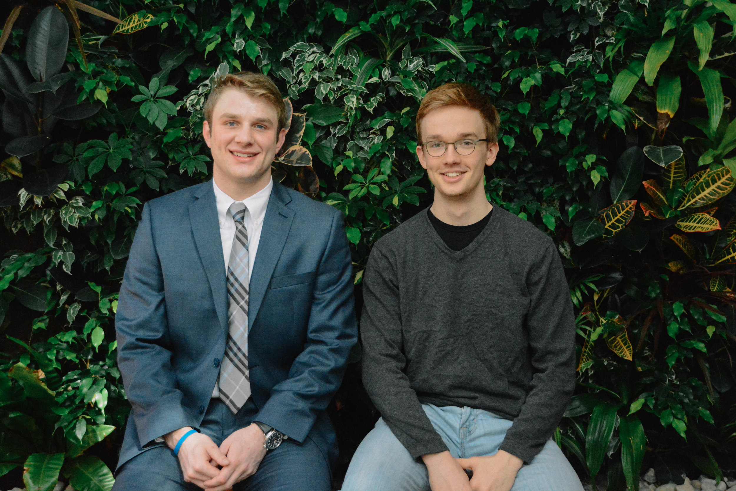 Michigan Aquaponics - An organization using aquaponics to promote and educate individuals about sustainable food production.RILEY MAHER, DYLAN PLUMMER