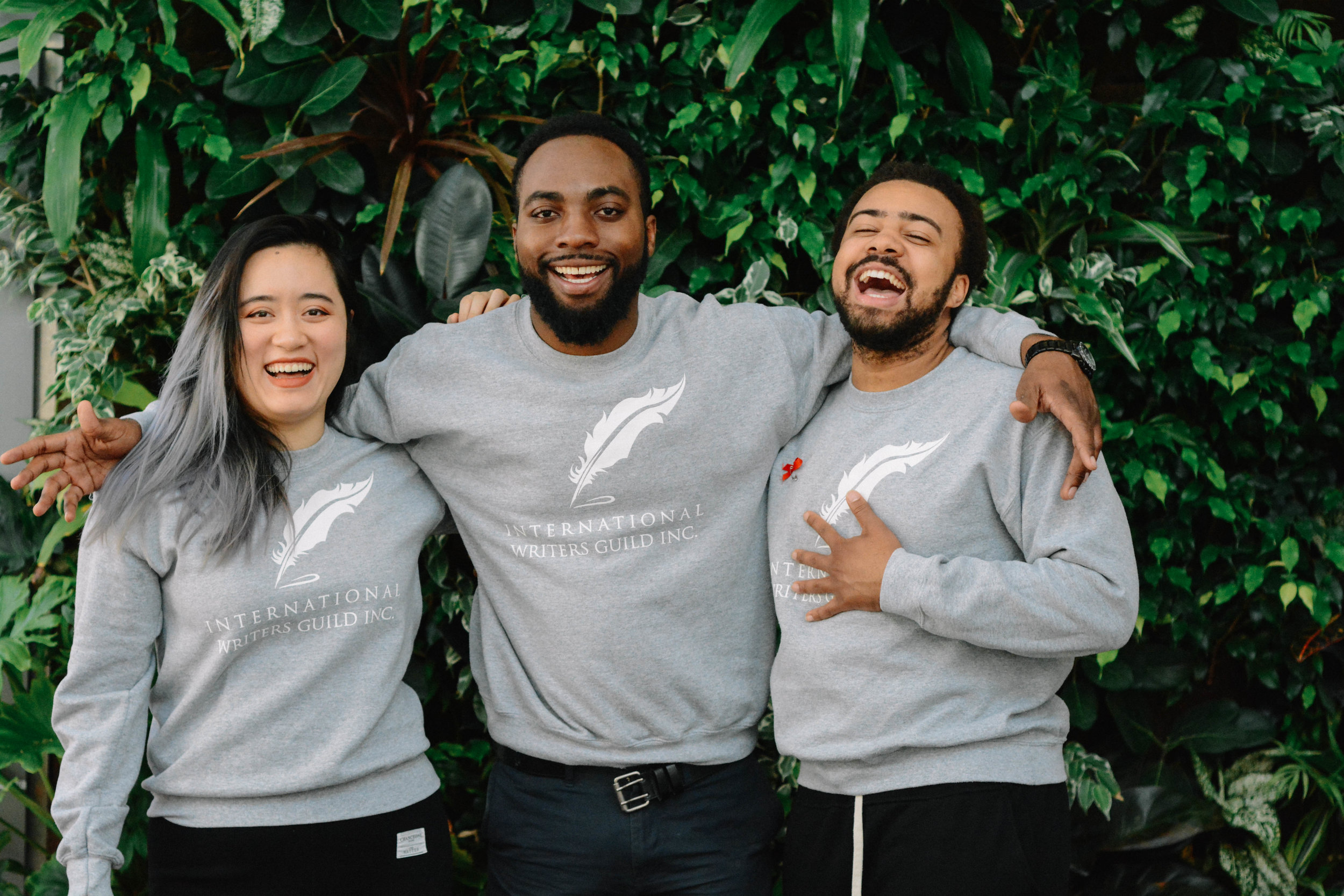 The Guild Poetry - An organization that organizes poetry workshops and showcases to promote youth literacy and empowerment in Detroit.XIAO BIN PAN, WILLIAM ROYSTER, JUSTIN GORDON