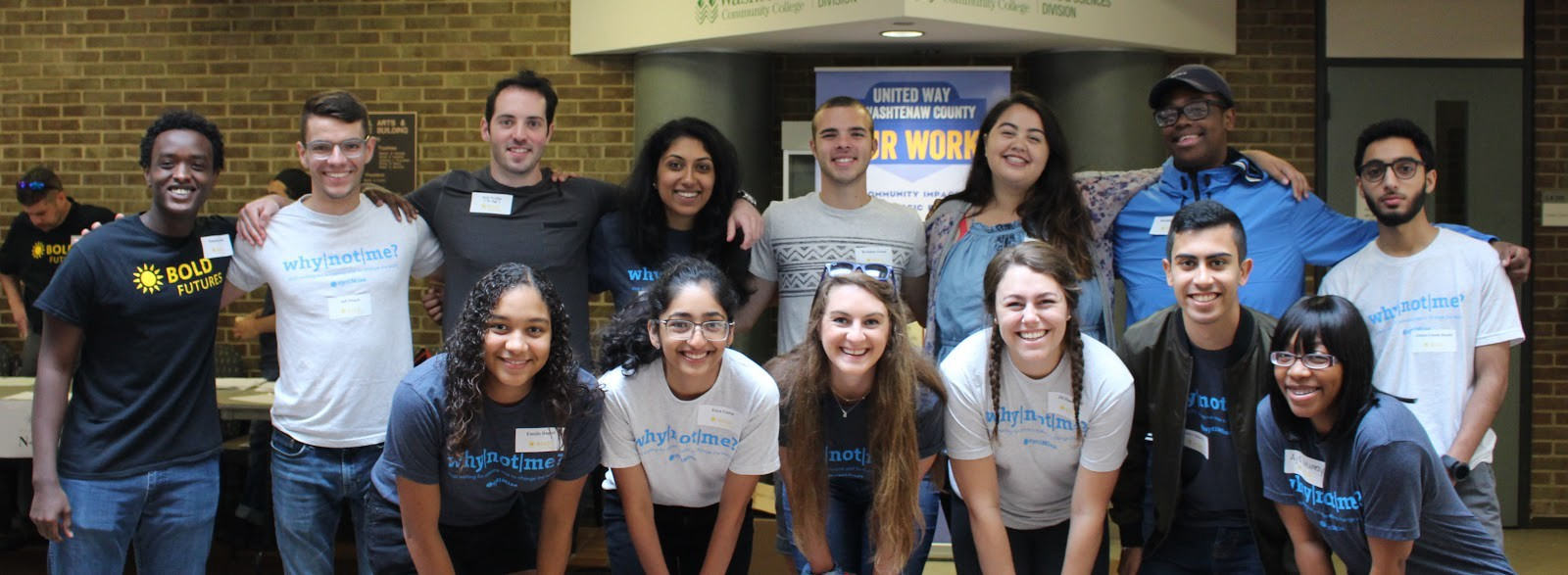 The 1st cohort of optiMize Campus Innovators