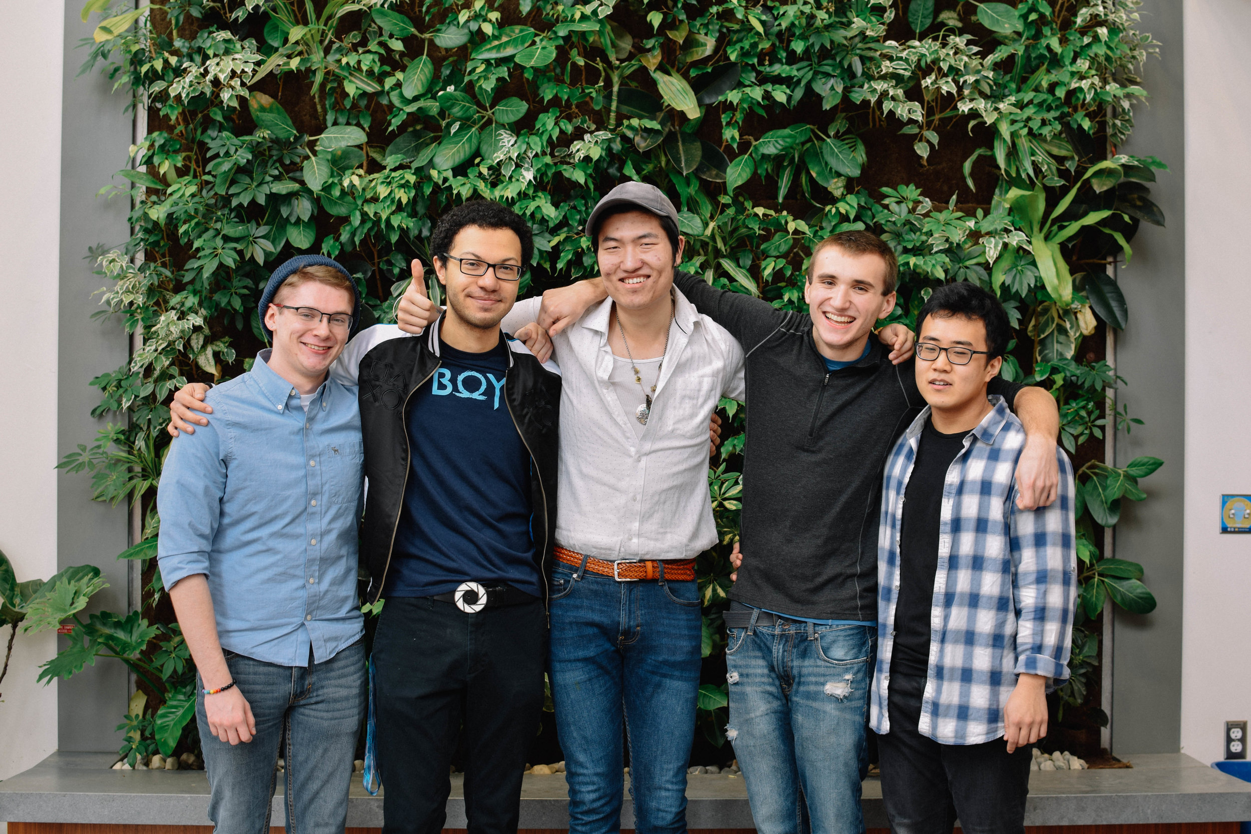 Casual Gaming Corp - Creating a welcoming and non-toxic community for gamers of all identitiesALEX PAN, BRENDAN HEINONEN, JOSHUA HOWARD, DUEY SMITH, HYUK AHN