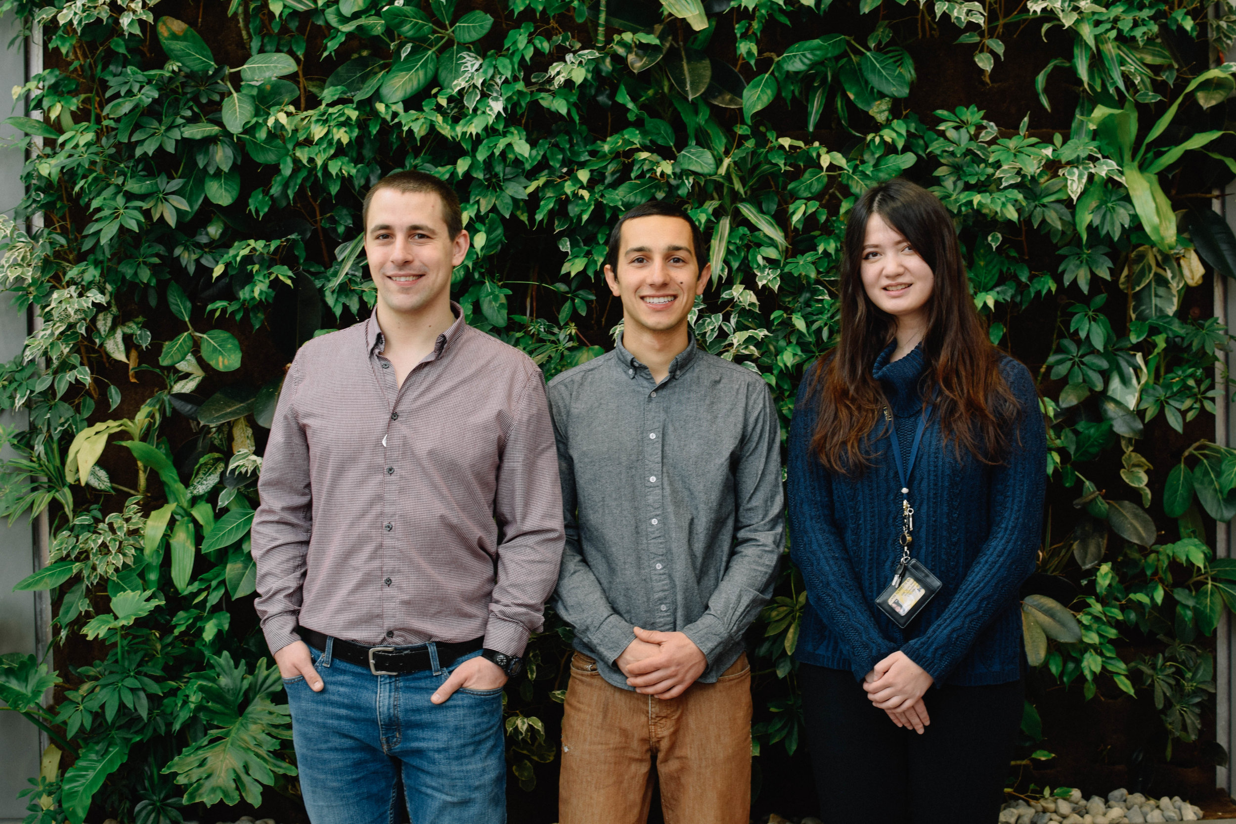 Abaca Games - A video game to promote sustainable behaviors and environmental protectionANDREW LIPIAN, AMBER RENTON, CHRIS KAROUNOS, ZACH VAN STANLEY (NOT PICTURED)