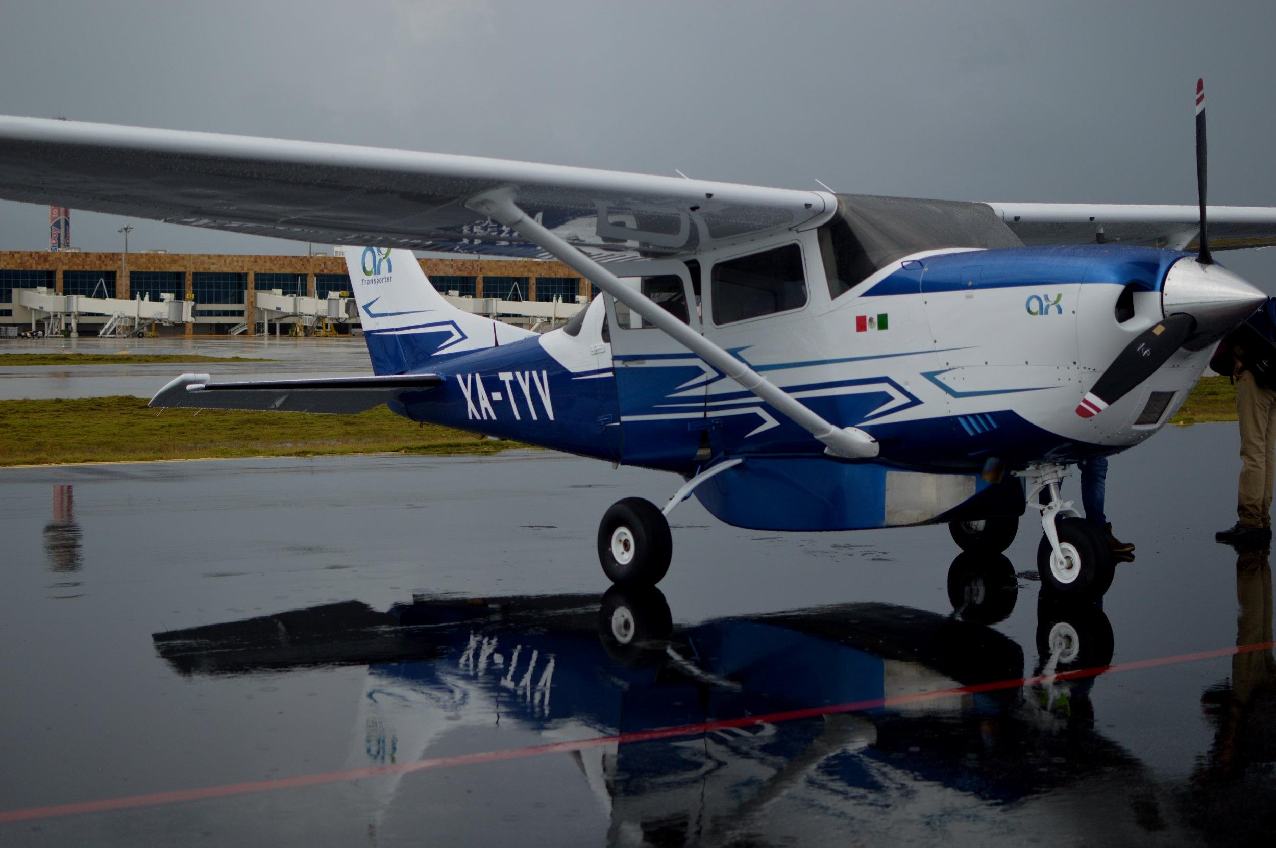 Cessna T206H Turbostationair -