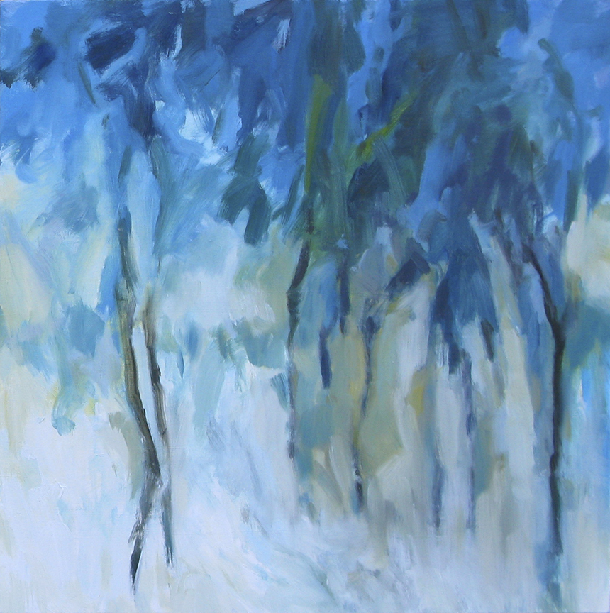 """Bahama Trees II"" by Dolores Justus (c)2007"