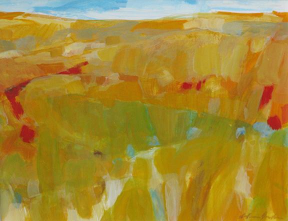 """Prairie"" by Dolores Justus (c)2008"