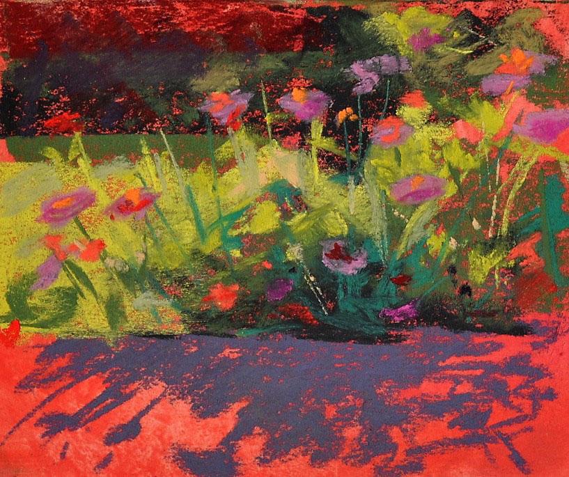 """""""Bryson City Florals"""" by Anne Strutz"""