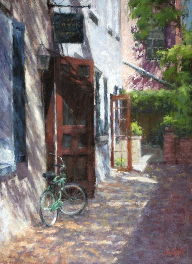 Quaint Charleston by Sue Foell