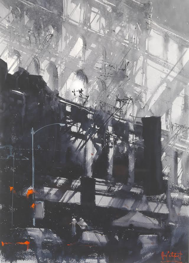 """NYC SoHo"" by Alvaro Castagnet - AWS Silver Medal of Honor"