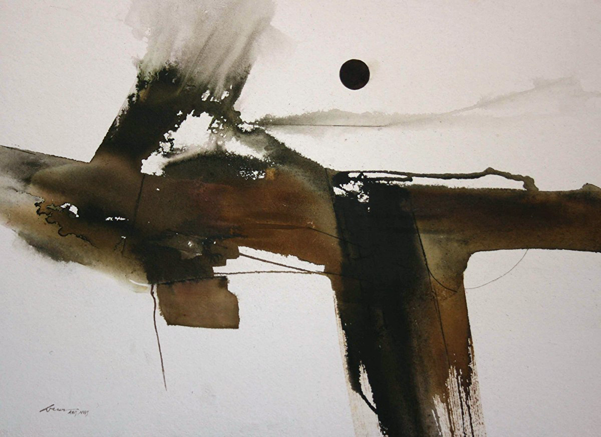 """Barren Plain"" by Pat Dews"
