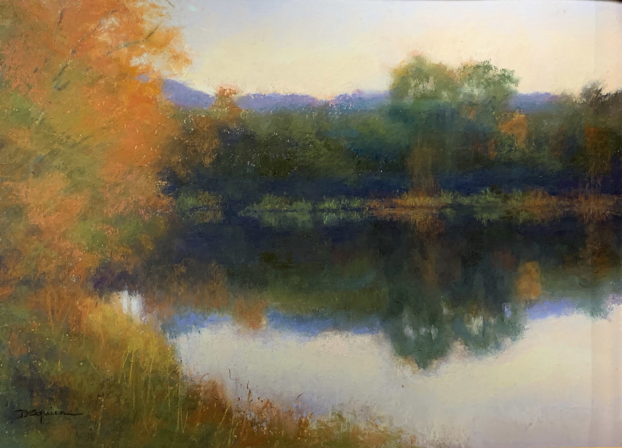 """Autumn Glow"" by Deborah Squier"