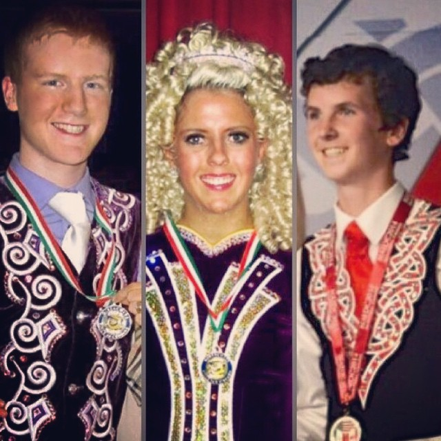 Taking a look back at some recent CK World Championship successes! Good luck to everyone competing this week in Montreal! #irishdance #crosskeysid #clrgworlds2015