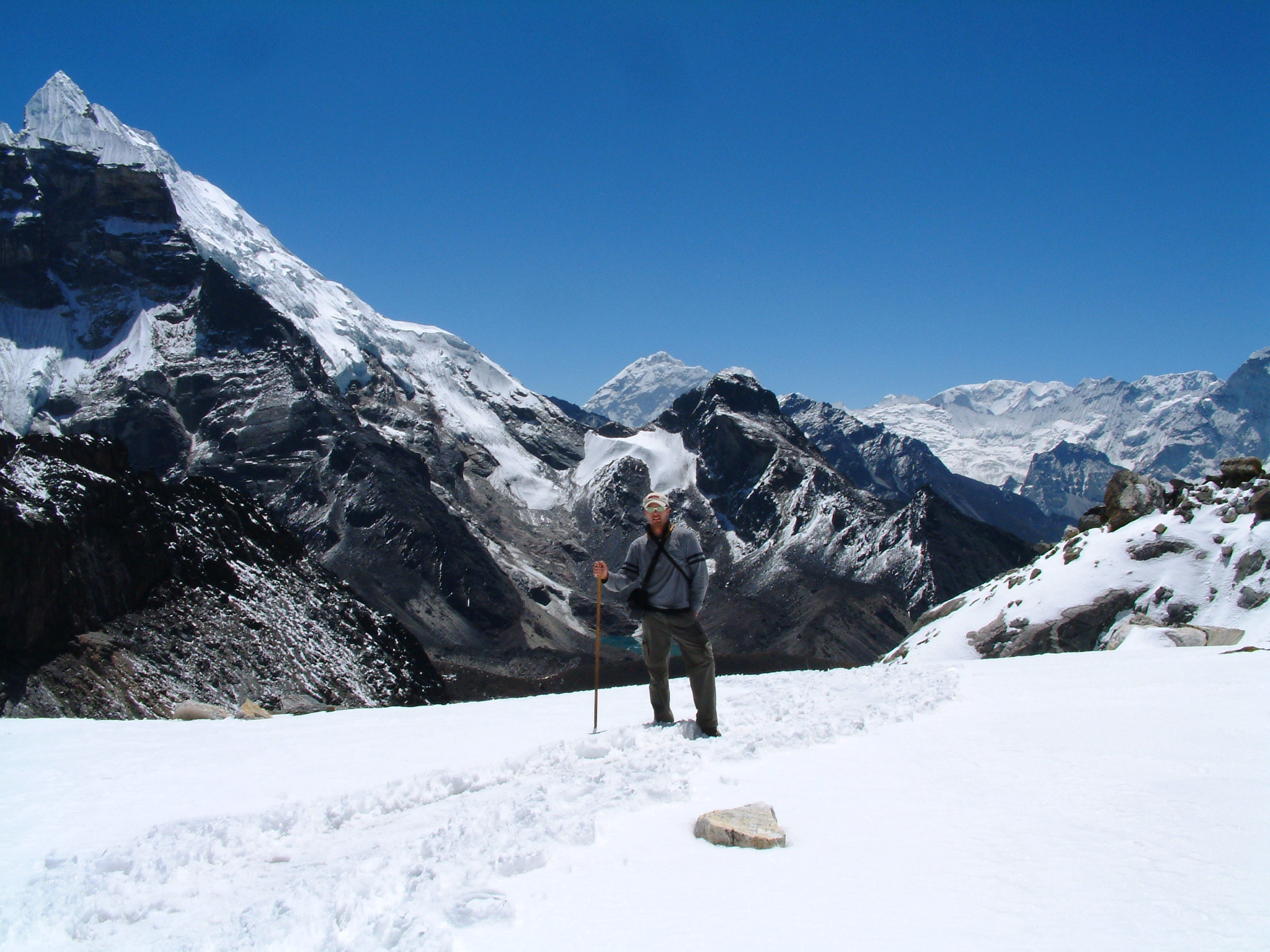 Trekking in nepal - annapurna circuit and mount everest base camp