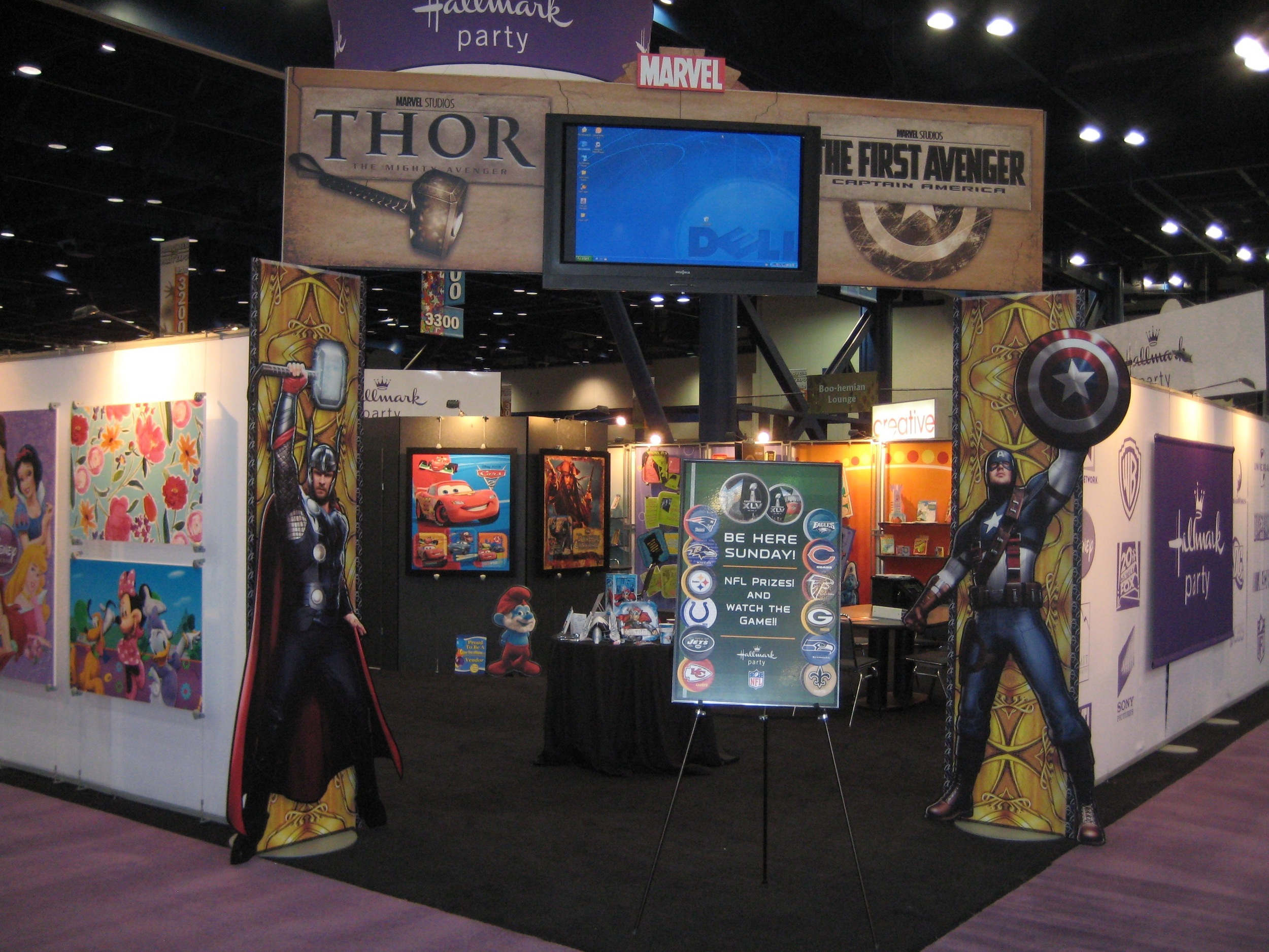 Hallmark Trade Show