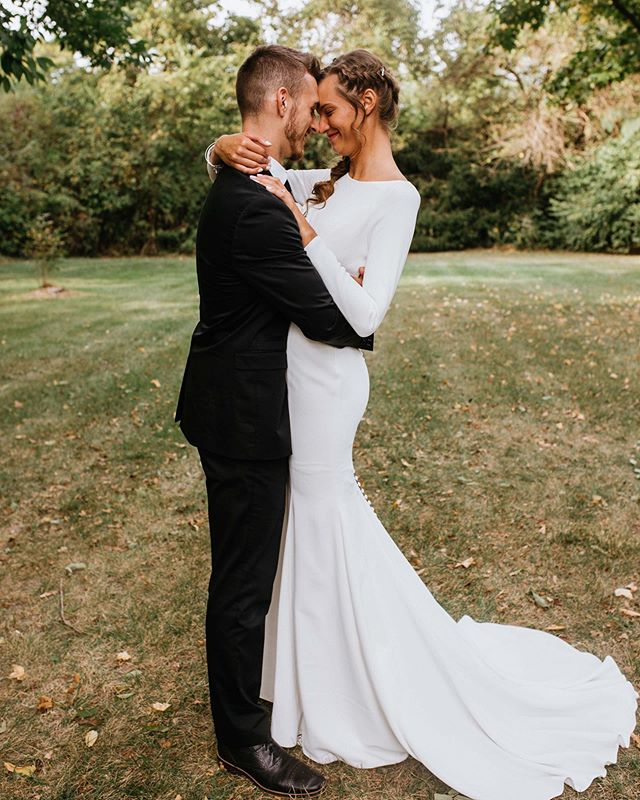 Celebrated my final wedding of the 2019 season today with the sweetest couple. Thank you so much for letting me capture your special day.