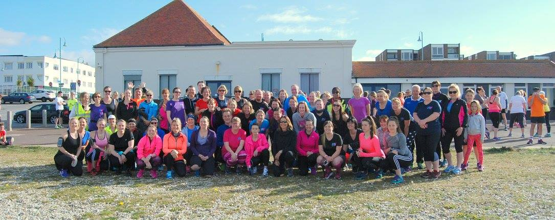April 2017 Graduation parkrun