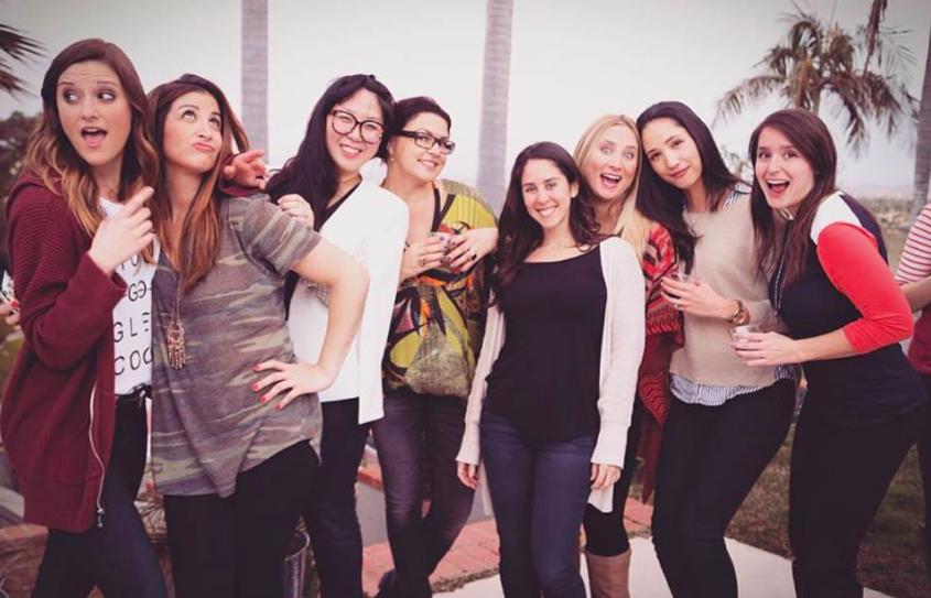Women at Mirum Agency