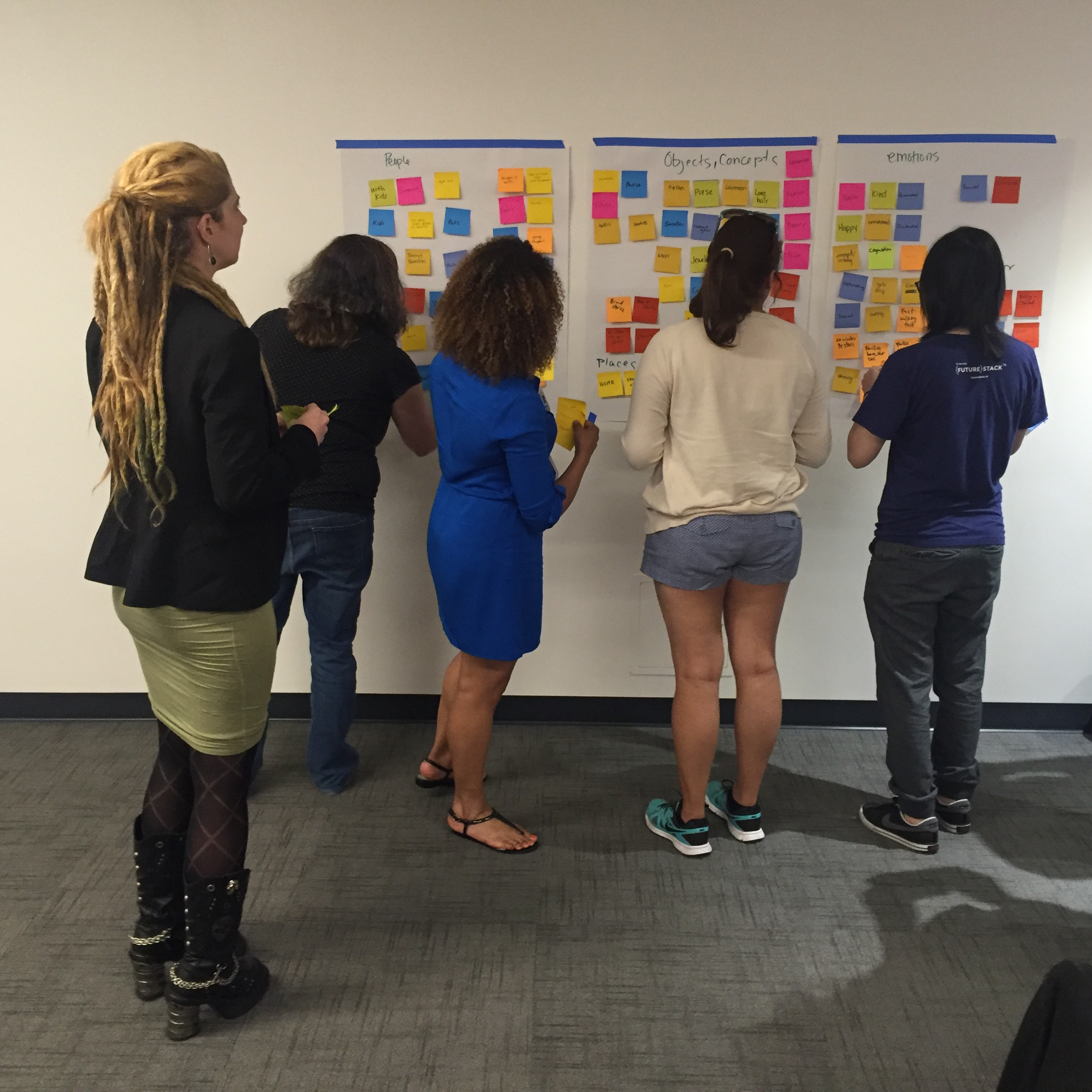 Pixel Story Studio and  Hopscotch Labs  joined forces to offer  a training day of family and female-oriented research and design  during San Diego's Startup Week.