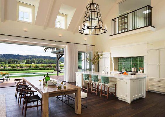 Architecture:  Wade Design Architects | Design:  Jennifer Robin Interiors