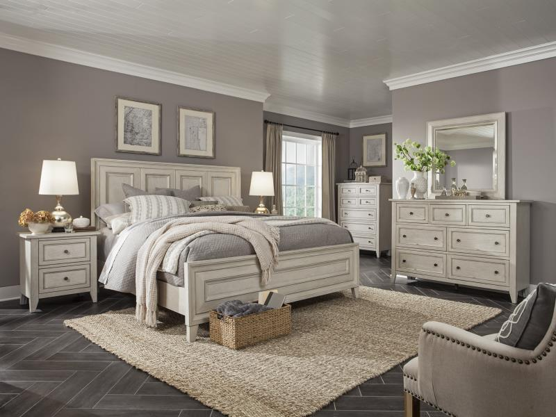 RAELYNN BEDROOM COLLECTION AVAILABLE IN QUEEN & KING