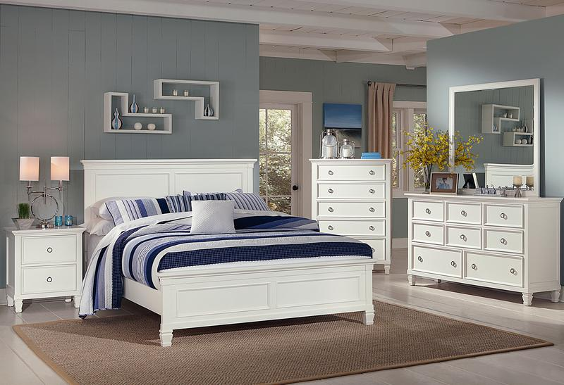 Tamarack bedoom collection FULL BED AVAILABLE, DRESSER, CHEST & NIGHTSTAND.