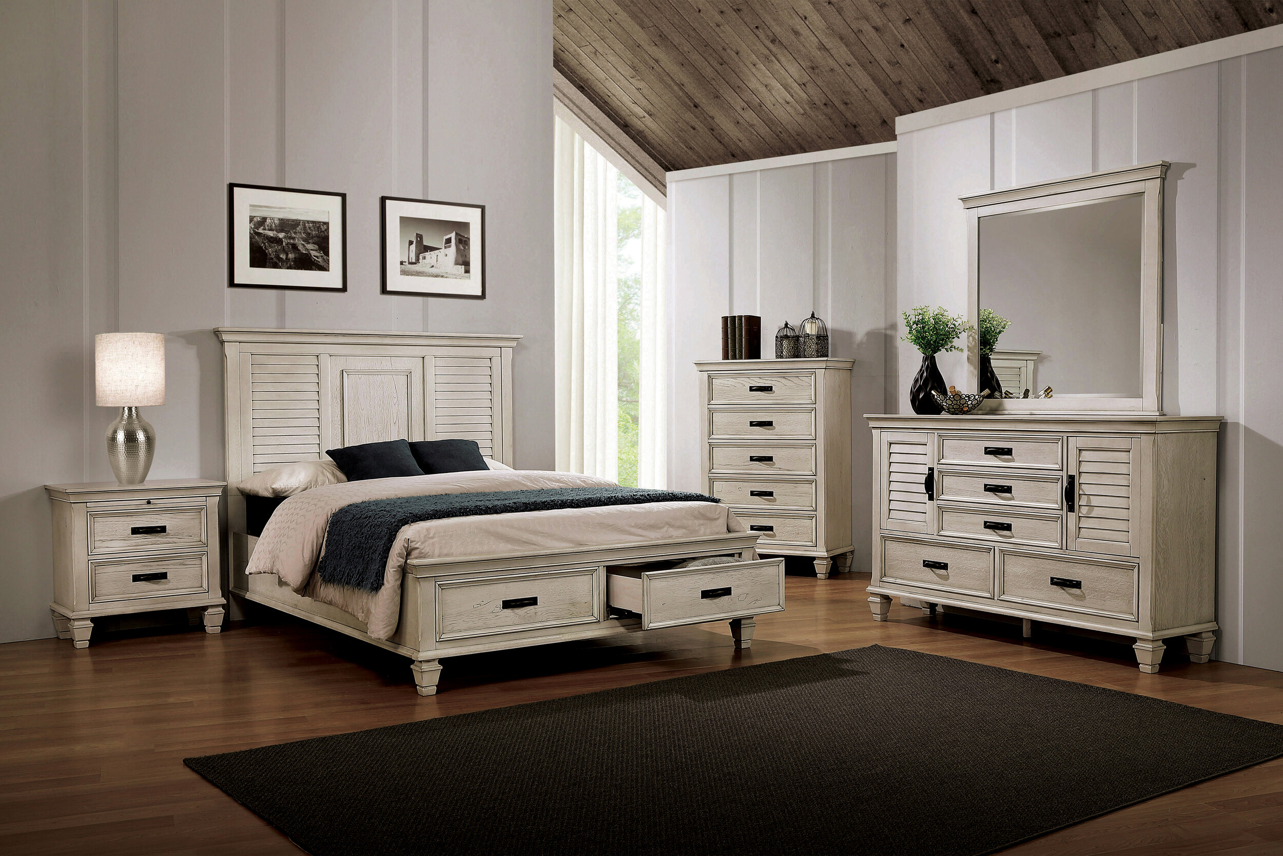 FRANCO BEDROOM COLLECTION SELECT ITEMS AVAILABLE / CALL FOR AVAILABILITY