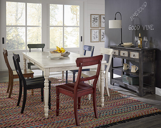 Savannah court dining collection