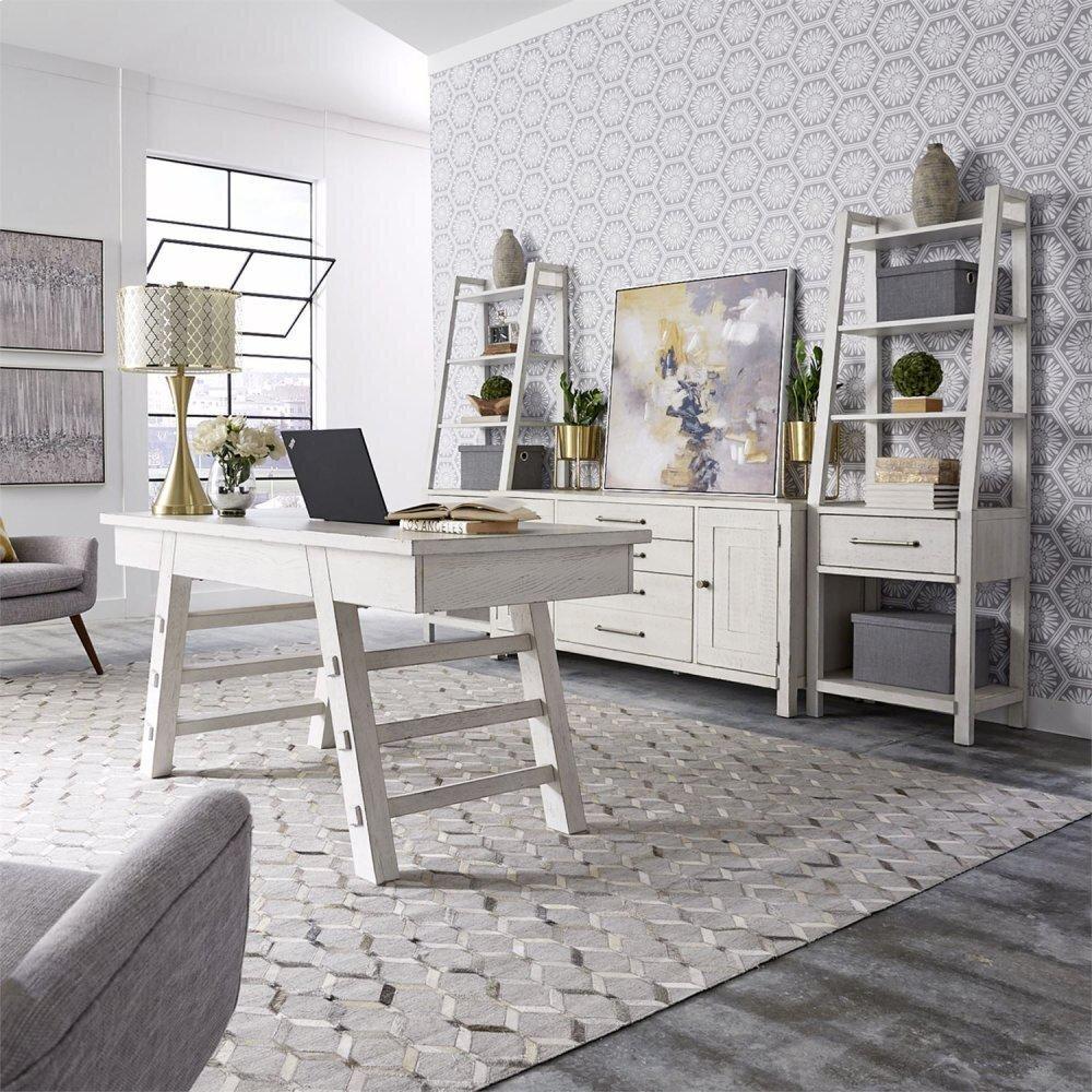 Modern Farmhouse Office Collection - White