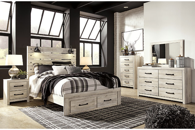 b92 bedroom collection full storage bed AVAILABLE & twin headboard only chest & nightstands available