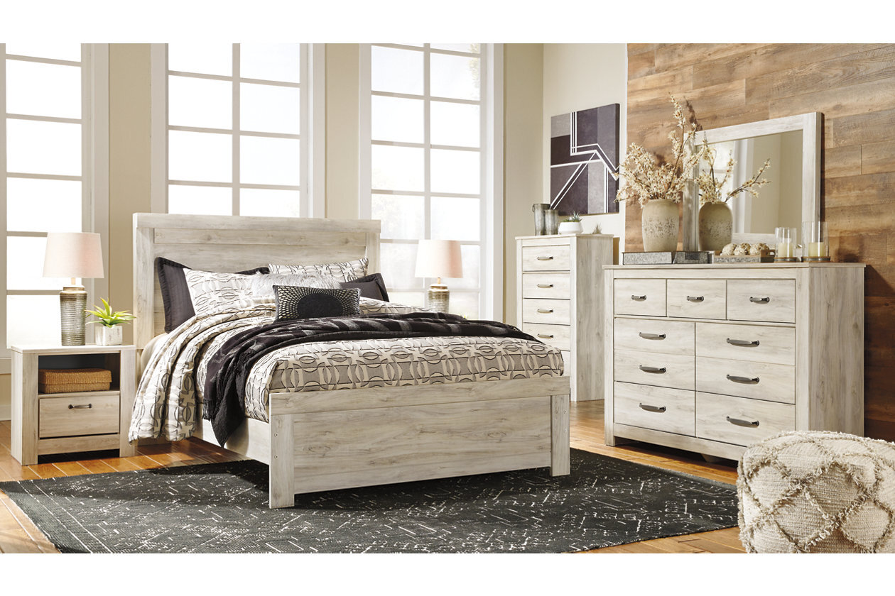 B331 BEDROOM COLLECTION QUEEN AVAILABLE DRESSER & CHEST AVAILABLE