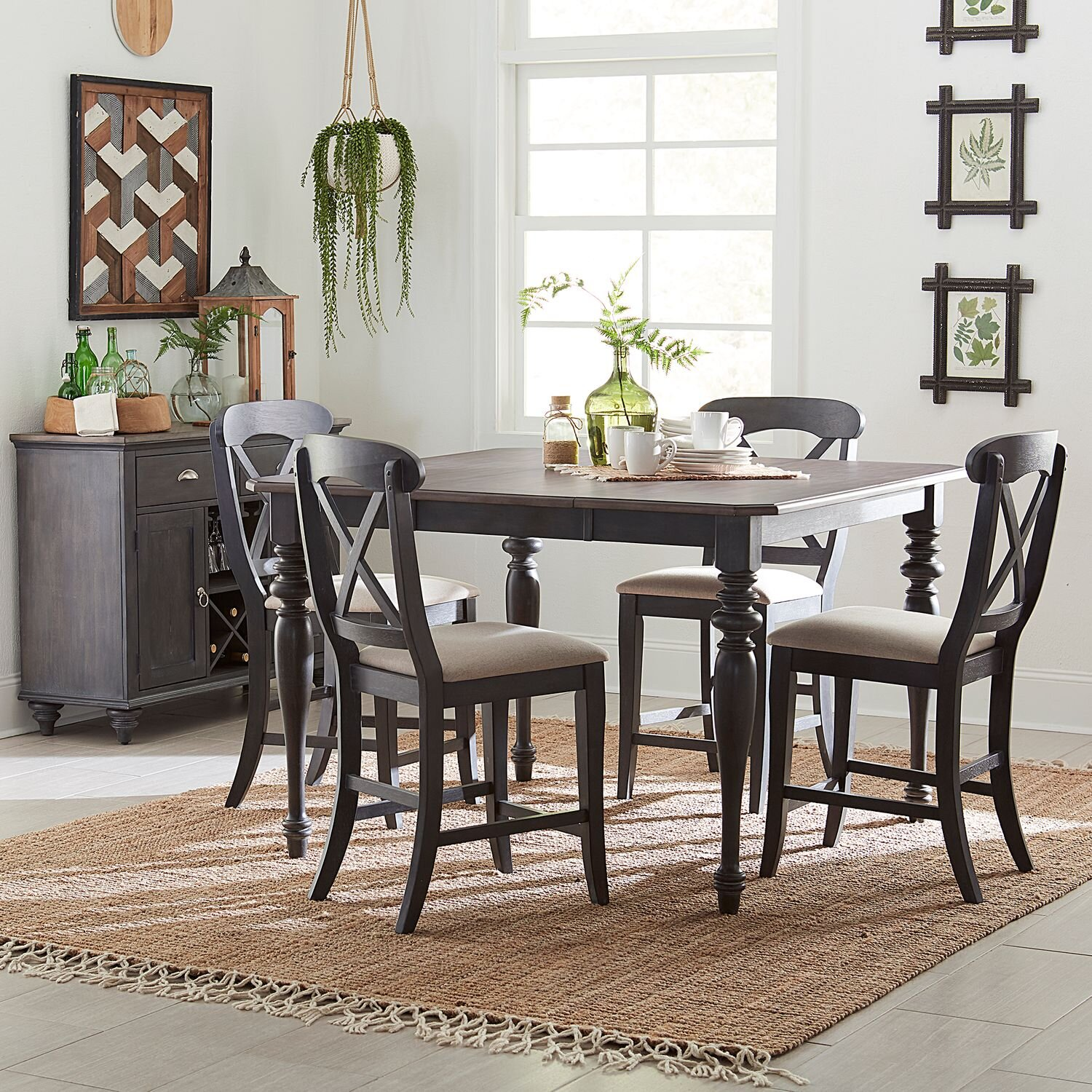 ocean isle counter height dining collection