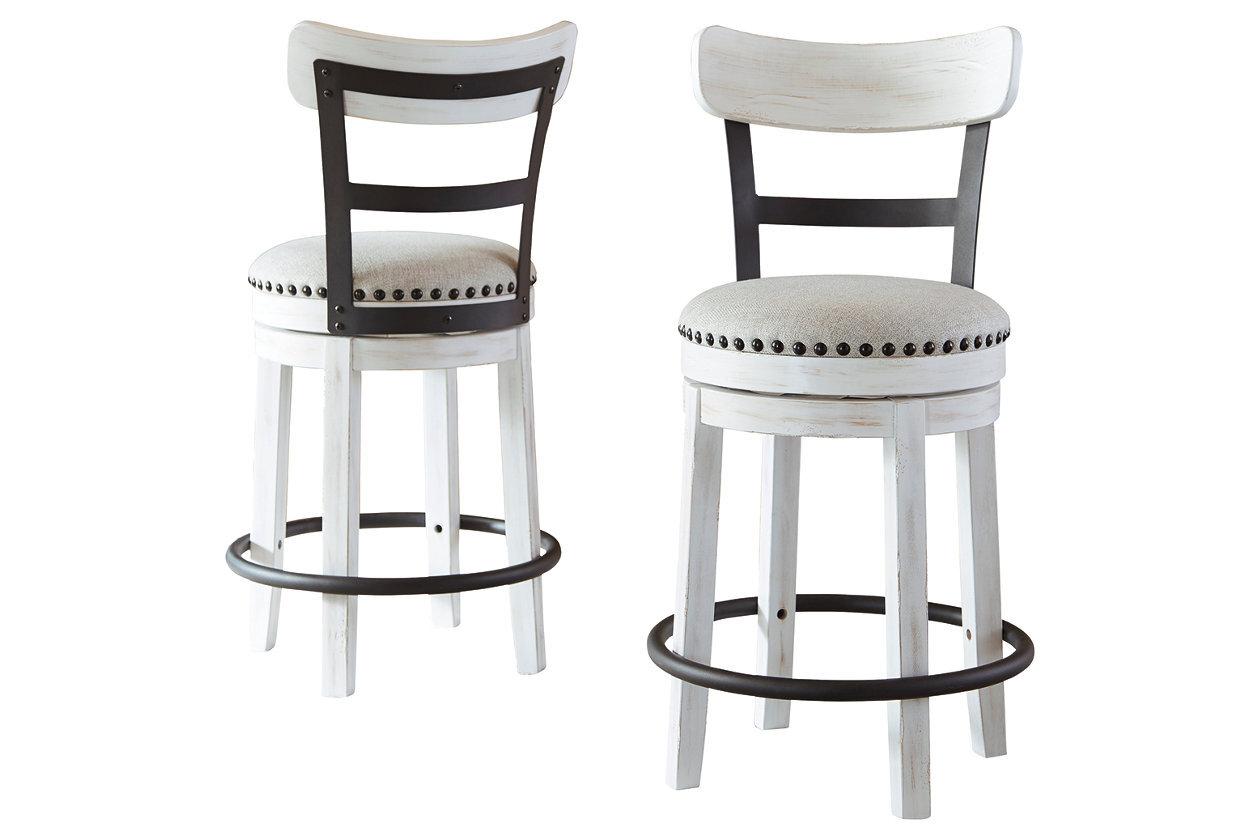 "d546 24"" & 30"" swivel stools"